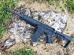 Armory Dynamics AD-15LE Rifle 5.56/.223