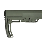 Mission First Tactical MFT Battlelink Minimalist Stock Mil-Spec - Foliage Green
