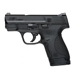 S&W M&P SHIELD 9mm 9 7/8RD NO THUMB SAFETY 10035