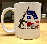 Armory Dynamics Coffee Cup