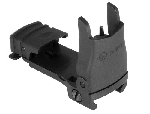 Mission First Tactical Back Up Polymer Flip up Front Sight Black