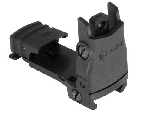 Mission First Tactical Rear Back Up Polymer Sight Black