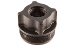 SilencerCo Fixed Barrel Mount, 15/8x24, Fits Octane & Omega 9/45K