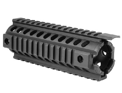"Mission First Tactical Tekko Metal AR15 Carbine 7"" Drop In Quad Integrated Rail System"