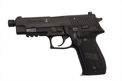 SIG Sauer MK25TB P226 9MM Threaded Barrel 15R BLK